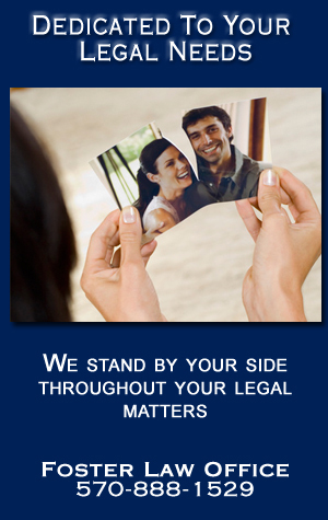 Family Law and Divorce - Sayre, PA - Foster Law Offices